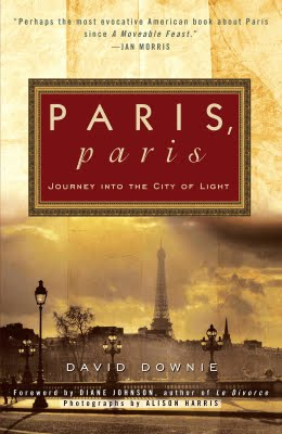 PARIS, PARIS: JOURNEY INTO THE CITY OF LIGHT IS NOW INTO ITS 9TH PRINTING