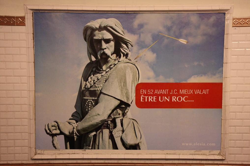 Vercingetorix, Caesar, Alesia, Paris to the Pyrenees, David Downie
