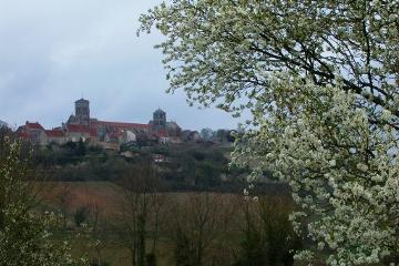 Vezelay, Saint James, pilgrimage, Compostela, Way of Saint James