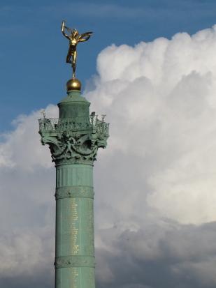 Bastille Genie de la Liberte photo AH